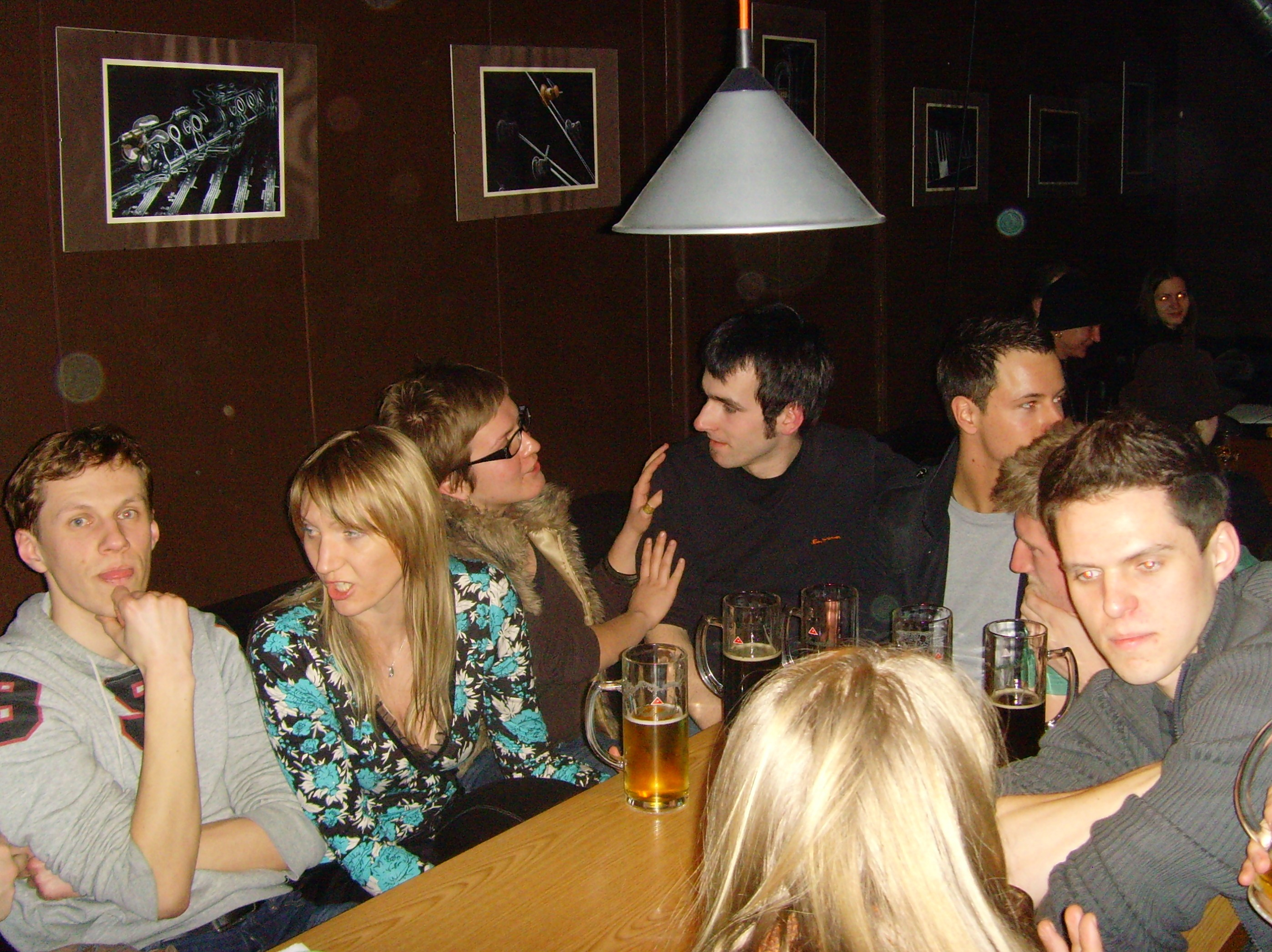 Couchsurfing Meeting in Kaunas 2008
